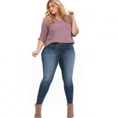 DJB0204 джинсы моделирующие