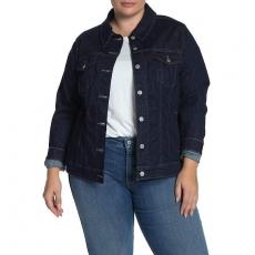 VJP0215 Женская джинсовая куртка