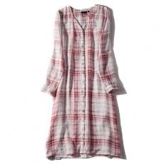 Платье рубашка bsr0015 Размеры 48-52
