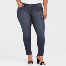 DJB0007 джинсы моделирующие