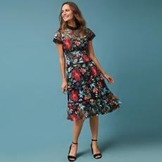 Платье HBM0005 размеры 42-48